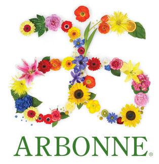 Arbonne Flower Logo